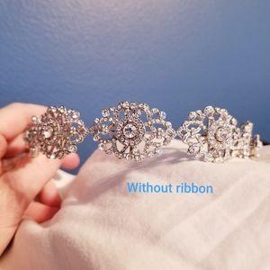 Tiara/Headband wedding/Quinceanera
